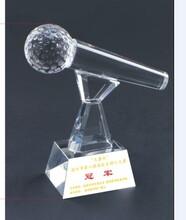 西安北郊学校表彰用奖杯教师奖励奖杯西安蜡烛奖杯定制