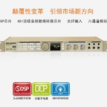 济南派对屋卡拉OK效果处理器DAK-5000KTV唱歌处理器虎达