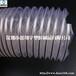 意大利进口IPL透明PU钢丝伸缩木工雕刻机吸尘软管
