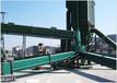 重諾機械空氣輸送斜槽生產廠家水泥廠氣力輸送設備