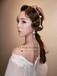 哈尔滨新娘化妆——哈尔滨最好的韩式新娘化妆工作室