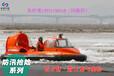 國產水陸兩棲氣墊船參數多水域機動行駛氣墊船