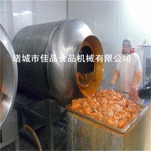 鸭肉腌制滚揉机,鹅肉真空滚揉机,鸡胸肉肥牛滚揉机生产厂家图片