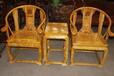 金丝楠圈椅图片