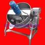 大洋牌自动控温夹层锅可倾式的立式夹层锅图片