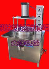 大洋制造双面加热压饼机批发零售烙饼机产量大效率高图片