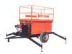 济南牛力厂家专业制造二轮牵引式升降平台移动升降机