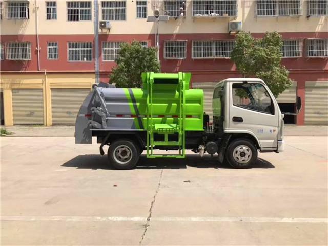 程力威国六餐饮垃圾收集车,河源销售程力威餐厨垃圾车规格齐全
