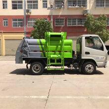 南京销售程力威餐厨垃圾车操作简单,国六餐厨垃圾车图片