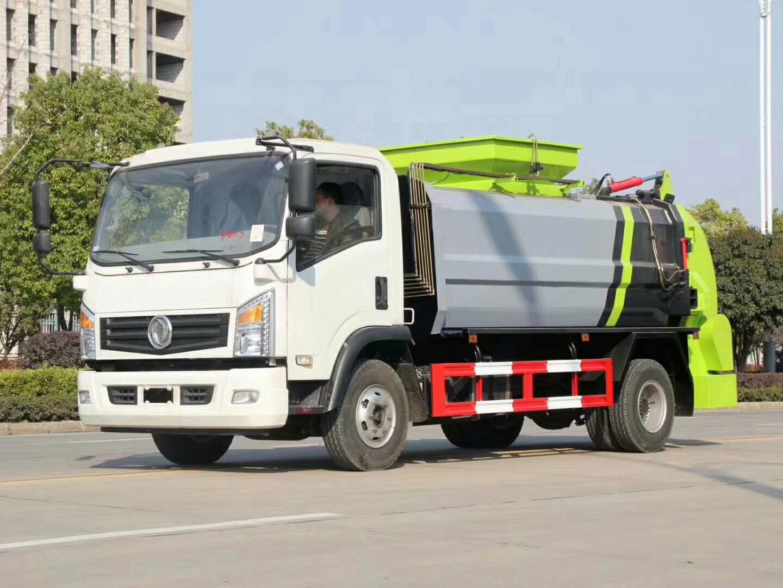程力威国六餐厨垃圾车,赣州定制程力威餐厨垃圾车经久耐用
