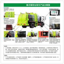 程力威国六餐厨垃圾车,沈阳定做程力威餐厨垃圾车品质优良图片