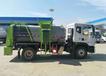 程力威國六餐飲垃圾收集車,溫州定做程力威餐廚垃圾車規格齊全