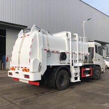 程力威国六餐饮垃圾收集车,南京定制程力威餐厨垃圾车性能可靠图片