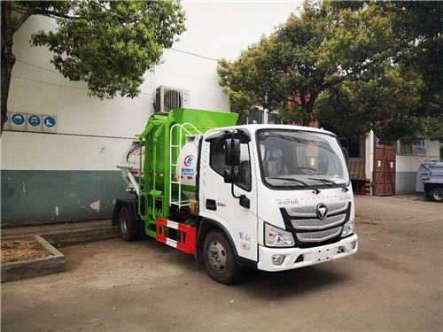 秦皇岛销售程力威餐厨垃圾车经久耐用,国六餐厨垃圾车