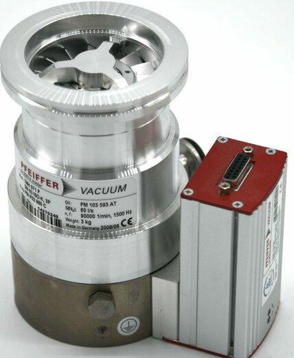 潽發PfeifferTMH071P渦輪分子泵,二手分子泵維修保養