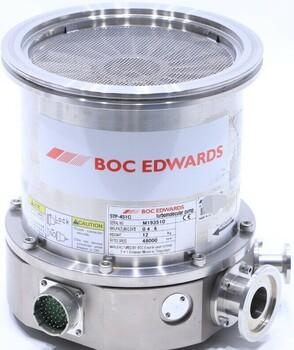 愛德華BOCEdwardsstp-451c磁懸浮分子泵