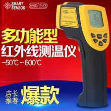 厂家批发正品希玛红外测温仪手持高温红外线高精度测温枪温度计图片