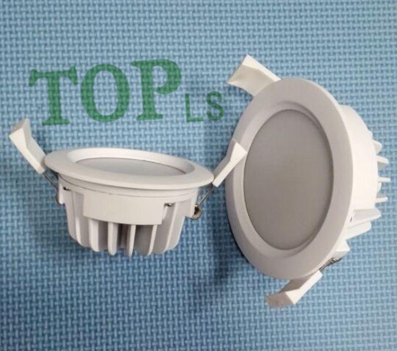 防雾防水LED筒灯外壳3寸防水筒灯外壳防水等级IP65