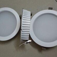 私模LED筒灯外壳压铸LED筒灯外壳6寸LED筒灯外壳图片