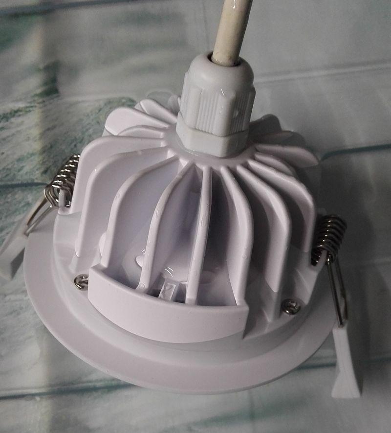 LED筒灯外壳