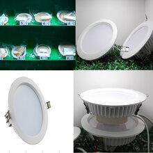 成都LED筒灯工程灯具直供4寸LED筒灯5寸LED筒灯6寸LED筒灯8寸LED筒灯图片