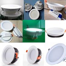 苏州led筒灯价格LED筒灯工厂质保五年2.5寸3寸4寸5寸6寸8寸LED筒灯系列图片