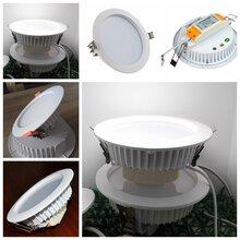 LED筒燈公司貼片LED筒燈壓鑄筒燈廠家高品質LED筒燈出口圖片