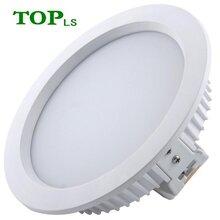 江蘇LED筒燈壓鑄款8寸25W嵌入式LED筒燈圖片