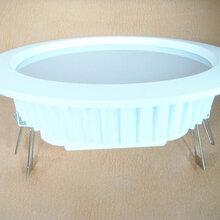 安徽LED筒灯厂家6寸LED筒灯16W图片