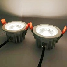 防水嵌入式LED筒灯厂家质保五年图片