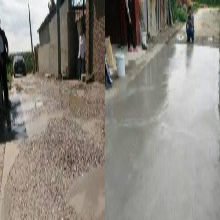烟台莱山混凝土道路起砂露石子怎么修补用什么材料