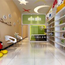 郑州儿童摄影店设计公司儿童摄影店如何装修比较好
