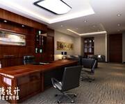 郑州高端办公室装修公司办公室装修如何营造出高端感图片