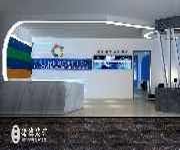 郑州办公室装修公司办公室装修前台的重要性图片