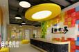 郑州少儿画室设计公司哪家好少儿画室设计装修的要点