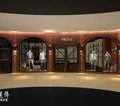 郑州专业男装店设计公司美式男装店装修设计技巧