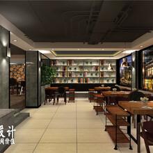 郑州中餐厅设计公司中式快餐店有哪些装修设计要求呢