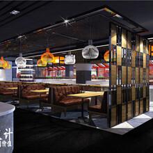 郑州韩式烤肉店设计韩式烤肉店如何装修更受欢迎