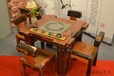 乌鲁木齐船木茶桌批发船木家具厂家实体店老船木茶桌价格