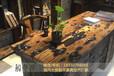如何挑选好船木餐桌椅配套家具闽匠船木厂