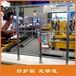 福州机器人安全围护栏福州铝型材护栏机器人亚克力透明护栏龙桥护栏