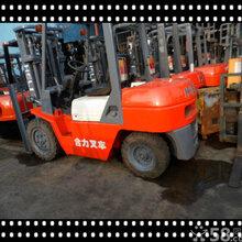 上海闸北区叉车回收、二手林德叉车回收图片