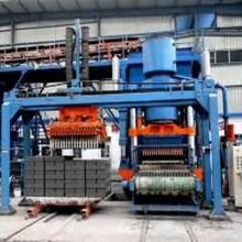 油壓全自動靜壓制磚機械設備圖片