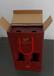 酒类包装盒供应酒品包装礼盒定制定做