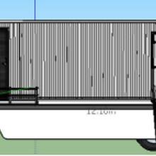 公安消防大队真烟真火训练场馆建设工程项目集装箱自动化工程演习图片