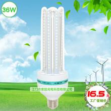 E27接口节能灯,LED玉米灯外壳,24W节能灯配件,索能节能球泡灯图片