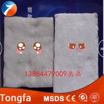 容重128硅酸铝纤维毯双面针刺毯保温毯
