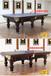 台球桌乒乓球桌二合一乒台两用桌