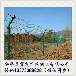 铁丝网围栏/绿色浸塑双边护栏网/高速公路护栏网
