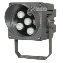 索能LED投光灯TGD95大功率12W投光灯全彩DMX512投光灯图片